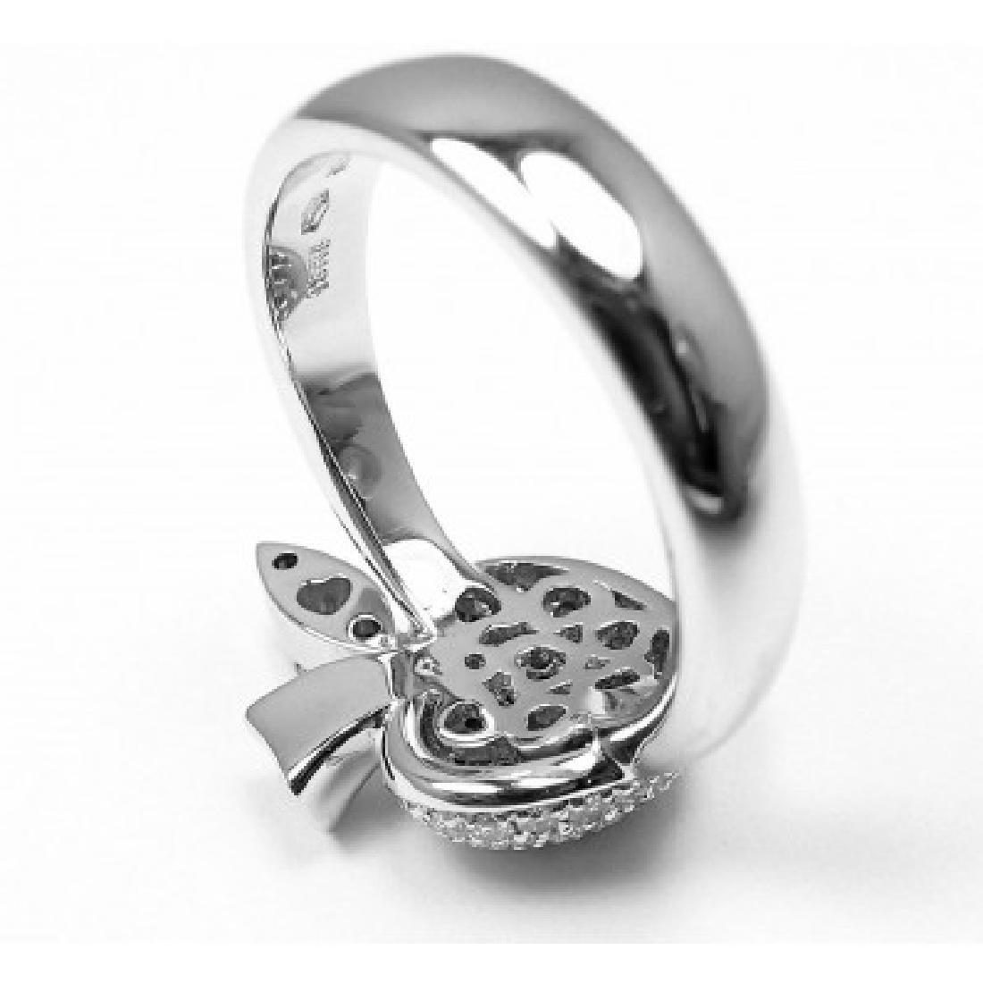PASQUALE BRUNI 18K APPLE DIAMOND TENTAZIONE RING - 3