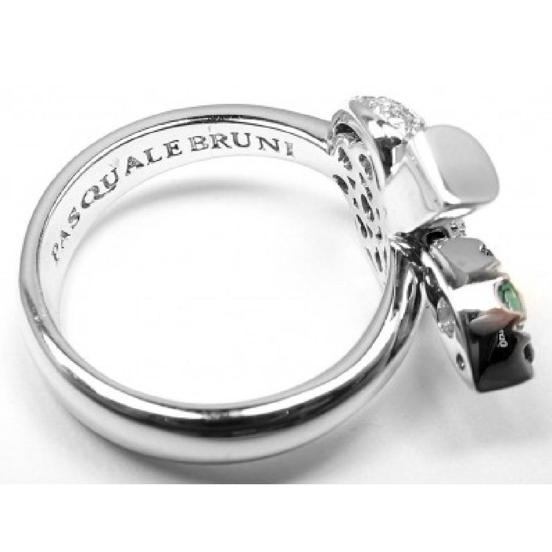 PASQUALE BRUNI 18K APPLE DIAMOND TENTAZIONE RING - 4