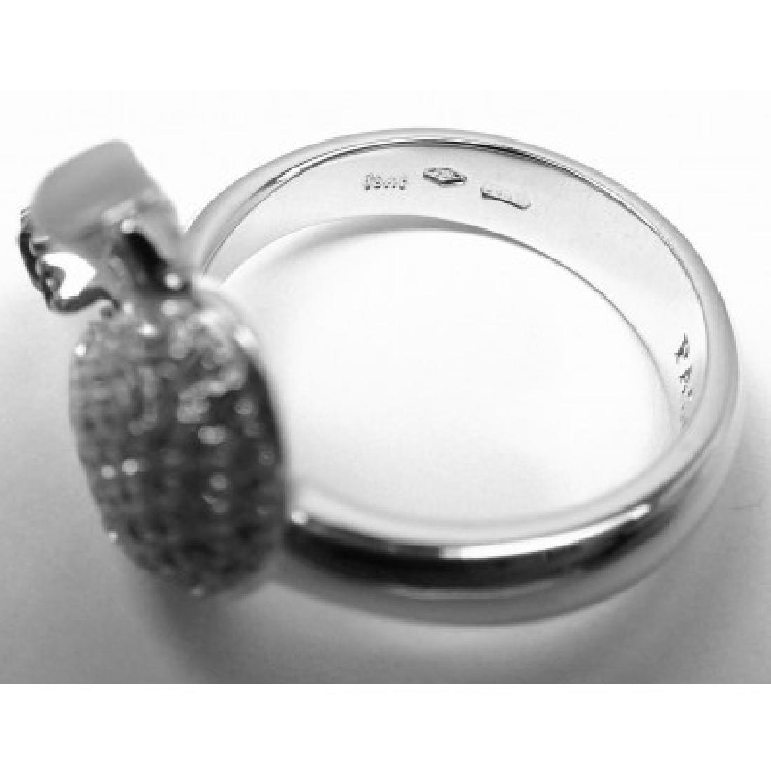 PASQUALE BRUNI 18K APPLE DIAMOND TENTAZIONE RING - 5
