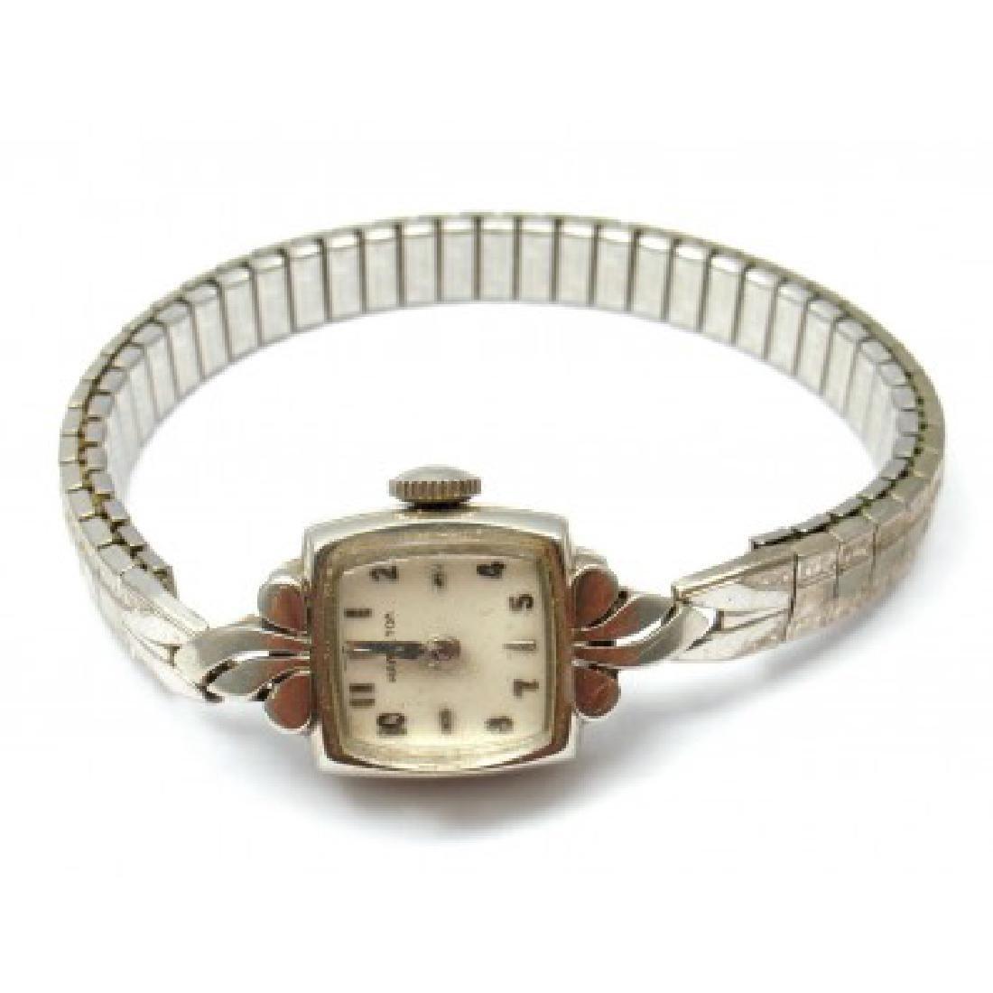 Estate Hamilton Lisette Biggs 10k Ladies Watch