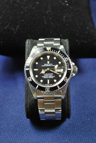 21: MENS S/S/ ROLEX SUBMARINER