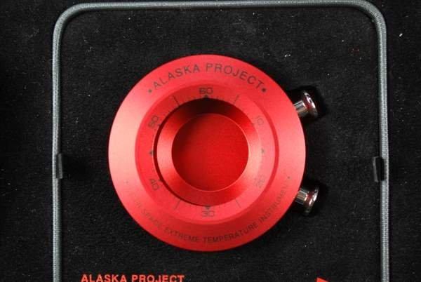 36: MENS OMEGA SPEEDMASTER ALASKA PROJECT - 4