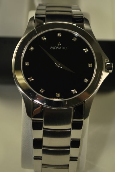 2: UNISEX S/S MOVADO MUSEUM