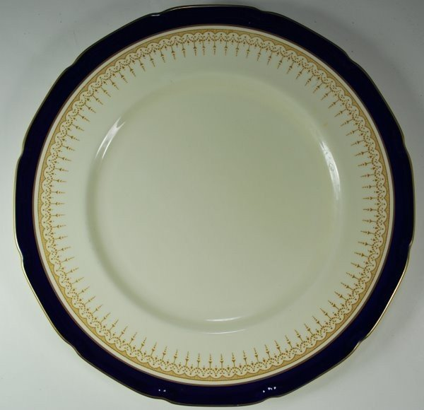 2: ROYAL DAUTON PLATES
