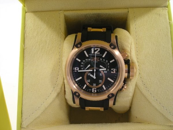 10: MENS INVICTA 1959 RUSSIAN DIVER NEW