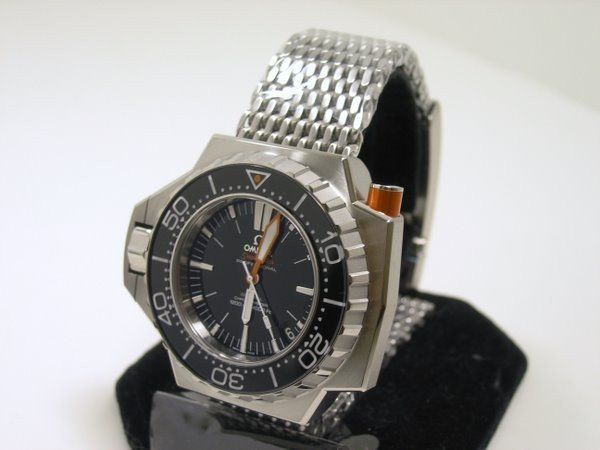 24: MENS S/S OMEGA PLO PROF 1200M DIVE WATCH NEW