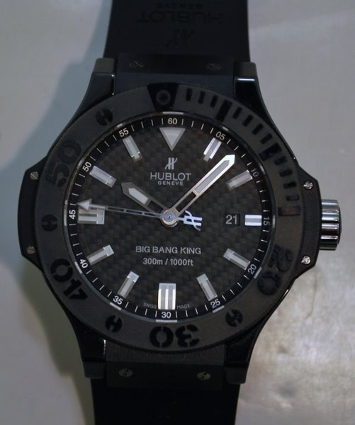 45: MENS HUBLOT BIG BANG KING