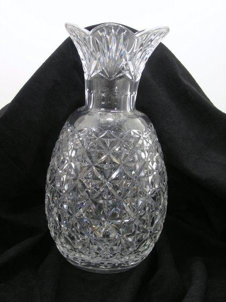 Waterford cut crystal pineapple vase 22 waterford cut crystal pineapple vase reviewsmspy