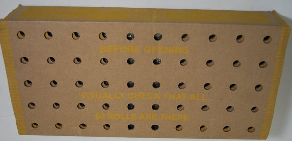 13: UNOPENED BOX OF KENNEDY HALF DOLLARS