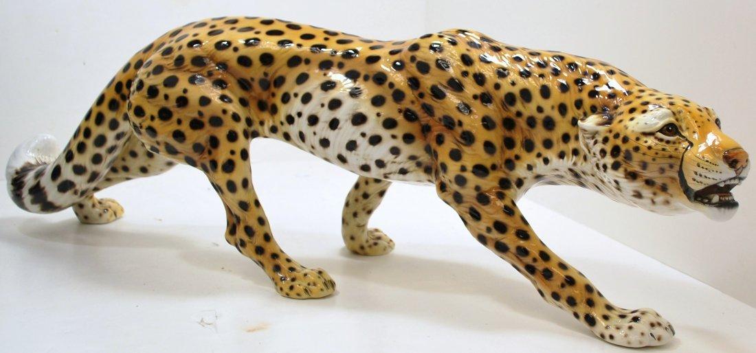 116: RONZAN PORCELAIN TIGER