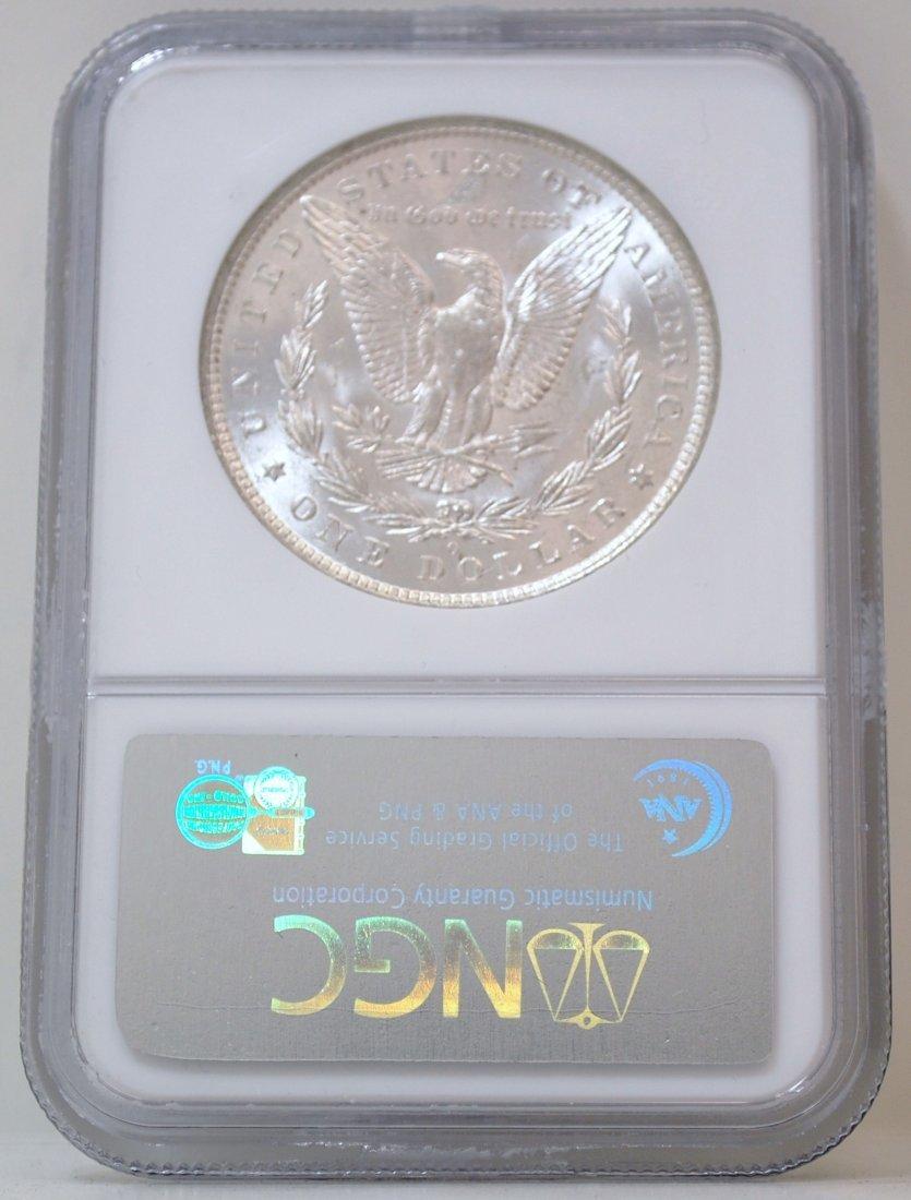 14: 1883 O SILVER DOLLAR - 2