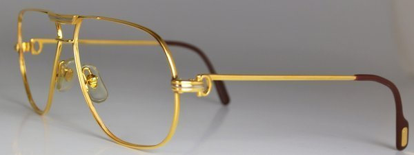 MENS MUST DE CARTIER FRAMES