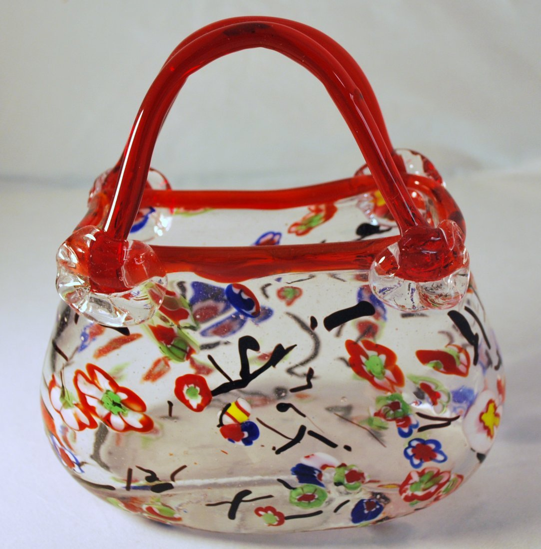 MURANO GLASS PURSE