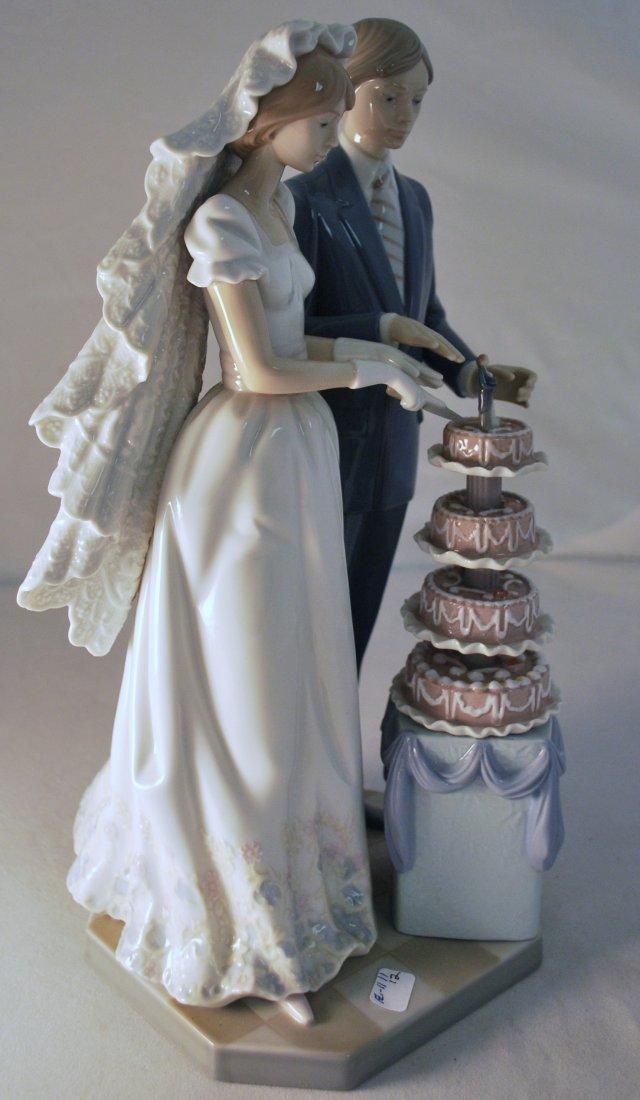 LLADRO BRIDE AND GROOM - 2