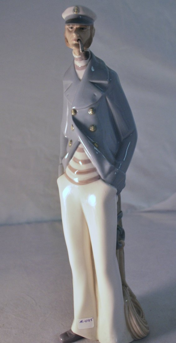 LLADRO CAPTAIN