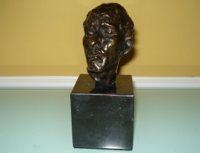 Auguste Rodin French Bronze Sculpture