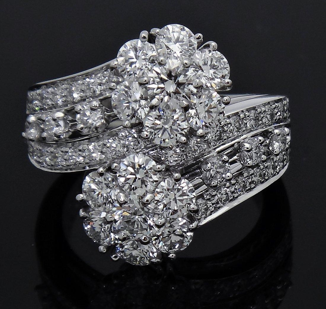 Van Cleef & Arpels 950 Snowflake Flower Fleurette Ring
