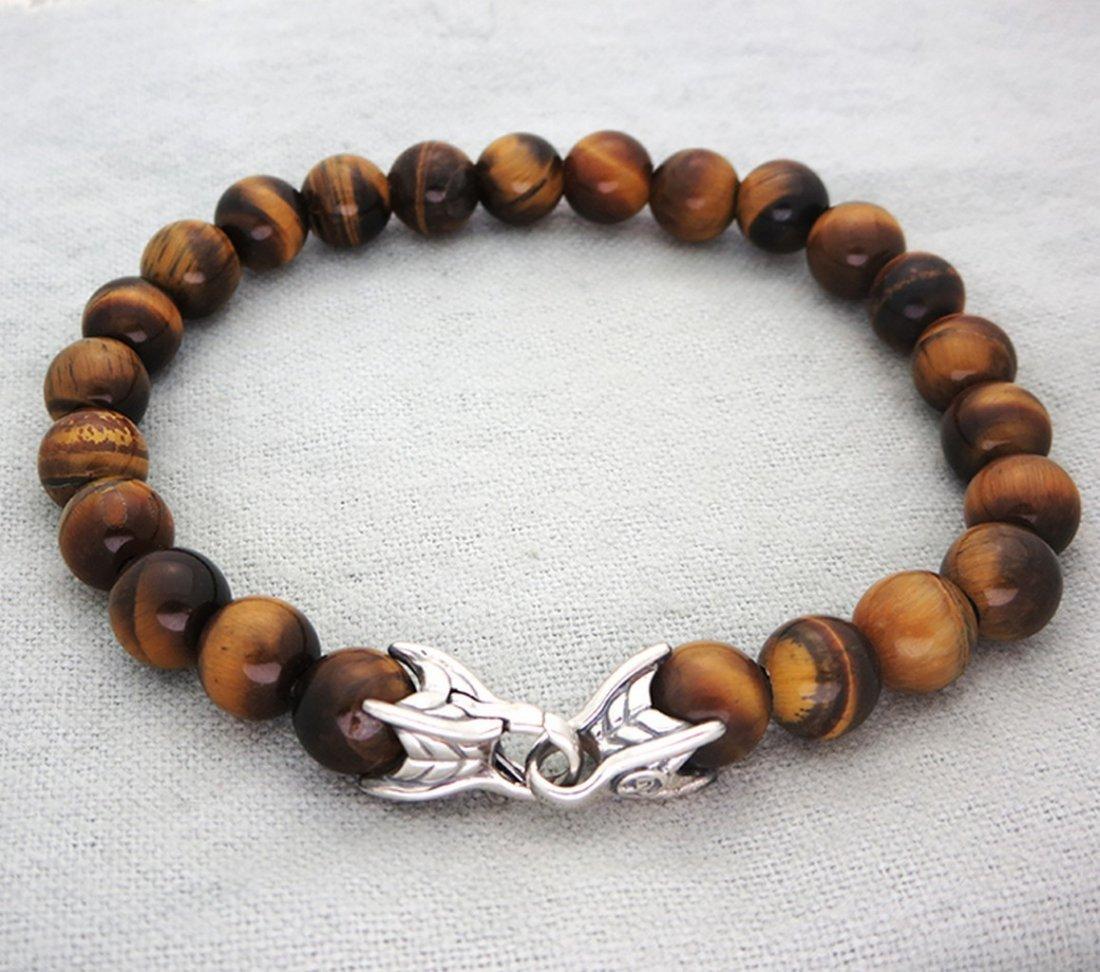 David Yurman Spiritual Beads Bracelet with Tiger's Eye - 3