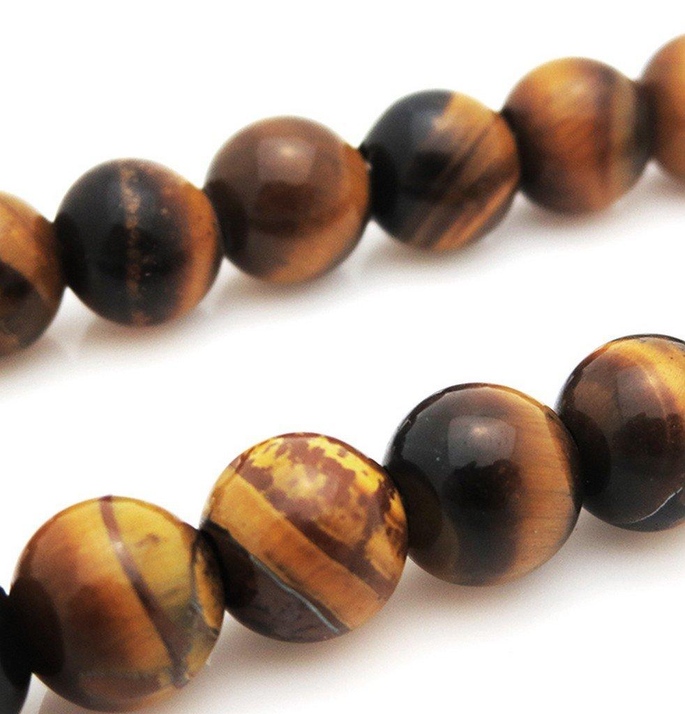 David Yurman Spiritual Beads Bracelet with Tiger's Eye - 6