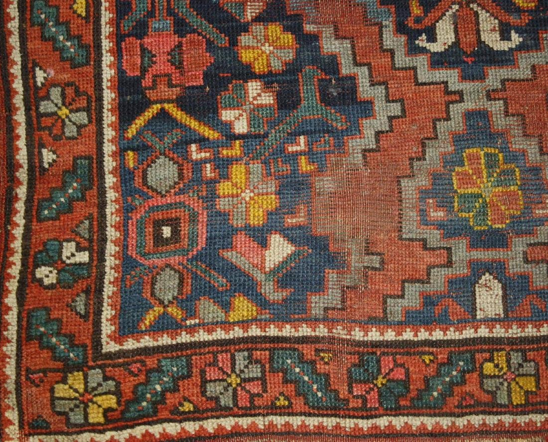 19th c North Persian tribal area rug - 2