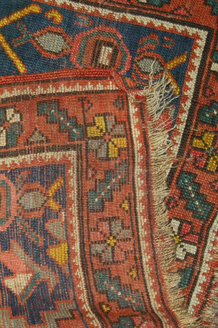 19th c North Persian tribal area rug - 3
