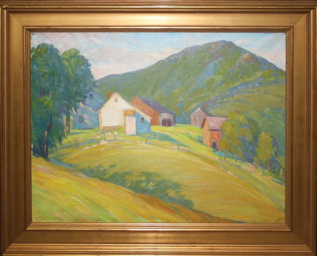 Elwyn George Gowen (American 1895-1954) Tinmouth