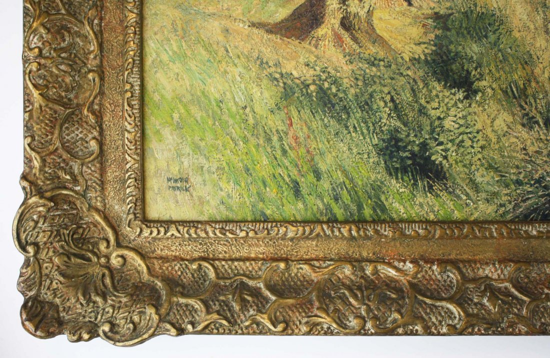 James McIntosh Patrick (UK 1907-1998) Harvest Lanscape - 2