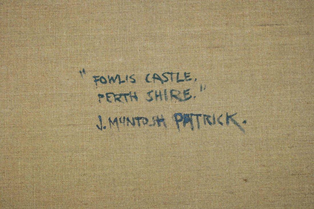 James McIntosh Patrick (UK 1907-1998) Harvest Lanscape - 6