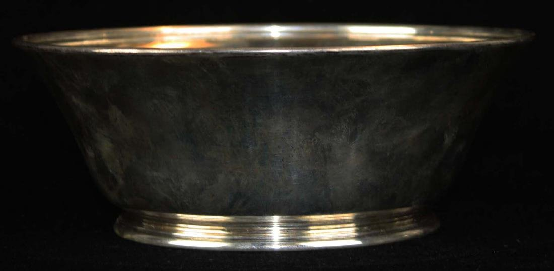 Tiffany & Co. American sterling silver footed bowl - 5
