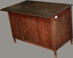 19th c tailor's desk