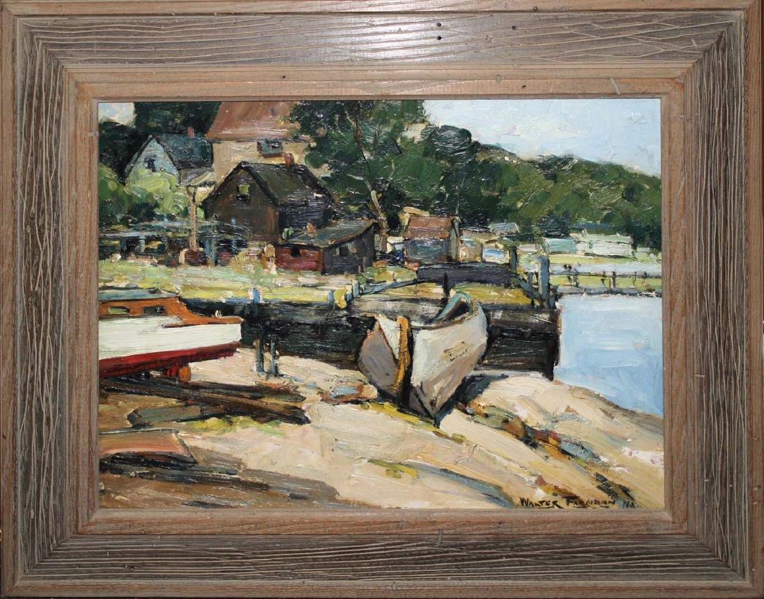 Walter Farndon (American 1876-1964) Rusty Road - 2