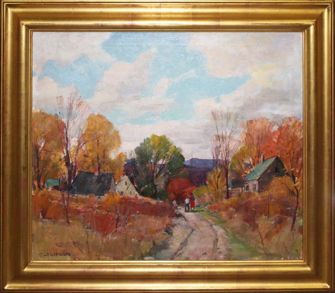 Carl William Peters (American 1897-1980) Country Road - 2