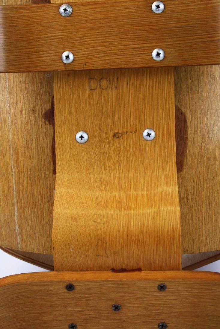 Charles Eames Potato chip chair. - 7