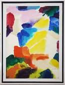 John Little (American 1907-1984) Untitled Watercolor