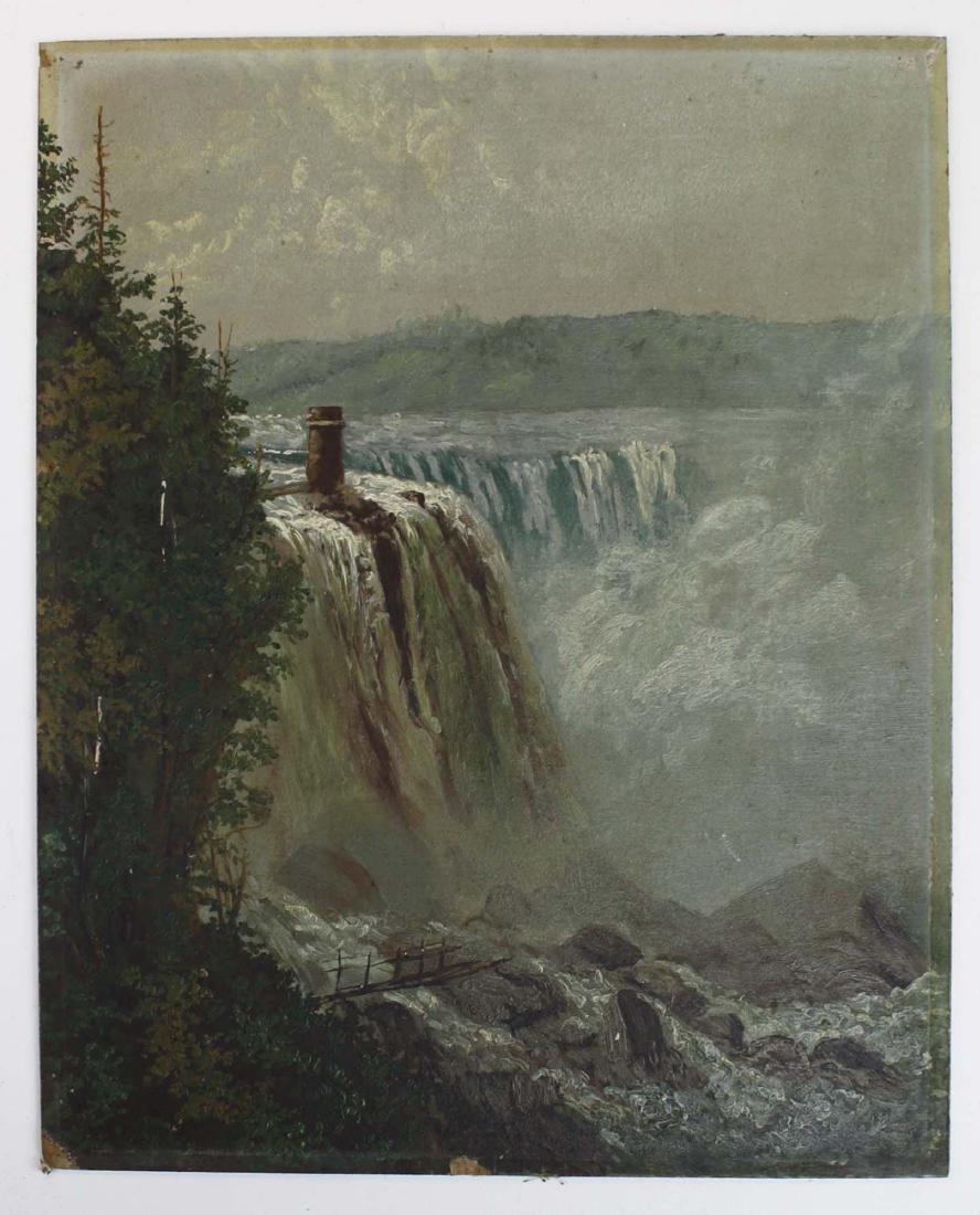 S E Keeler North Bridgewater MA, - Niagra Falls October