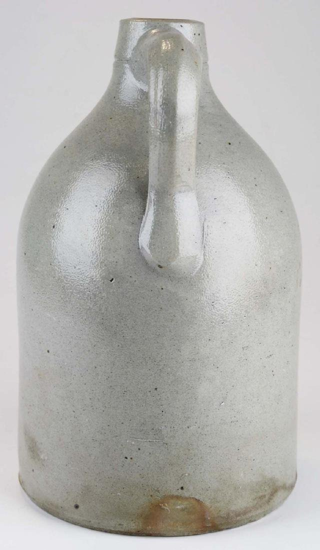 late 19th c New York Stoneware Co jug - 3