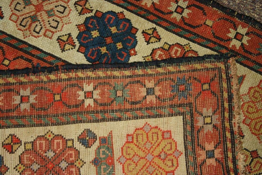 late 19th- early 20th c Persian area rug/ runner - 3