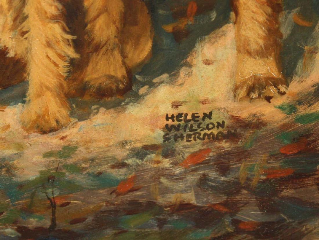 Helen Wilson Sherman ( American 1913-2005) Webb - 3