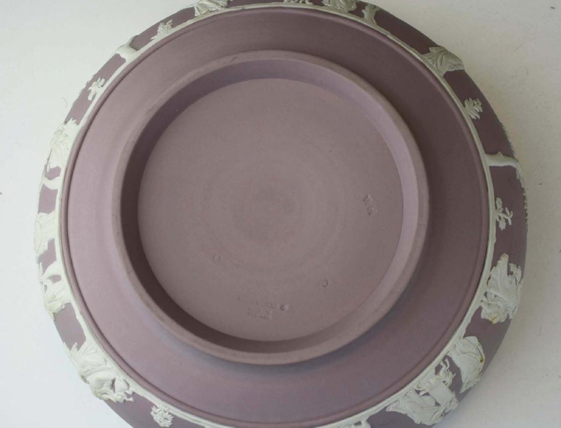 2 Wedgwood Jasperware Sacrifice serving or centerpiece - 7