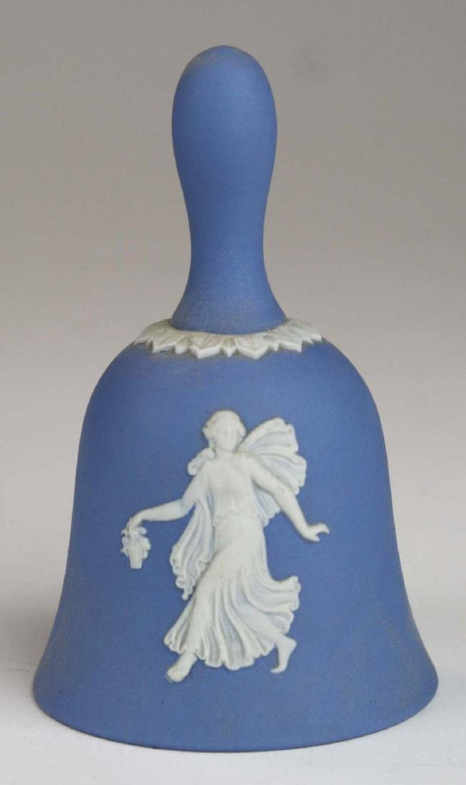 18 pcs. Wedgwood pale blue Jasperware tableware incl. - 5