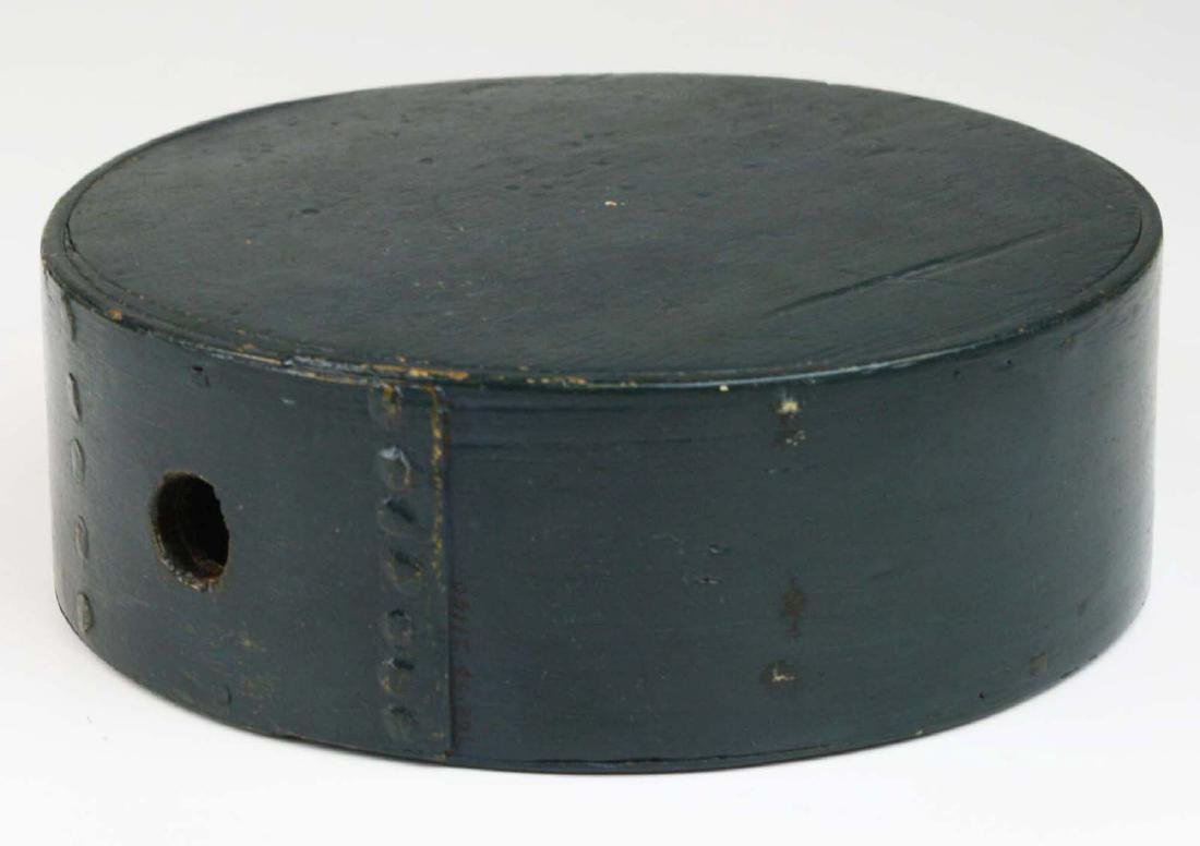 early 19th c wooden canteen - 2