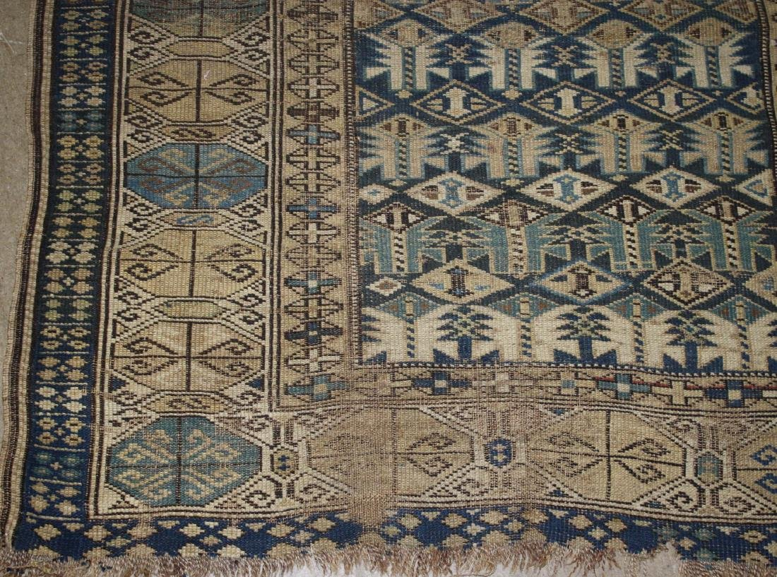 late 19th c Persian area rug - 2