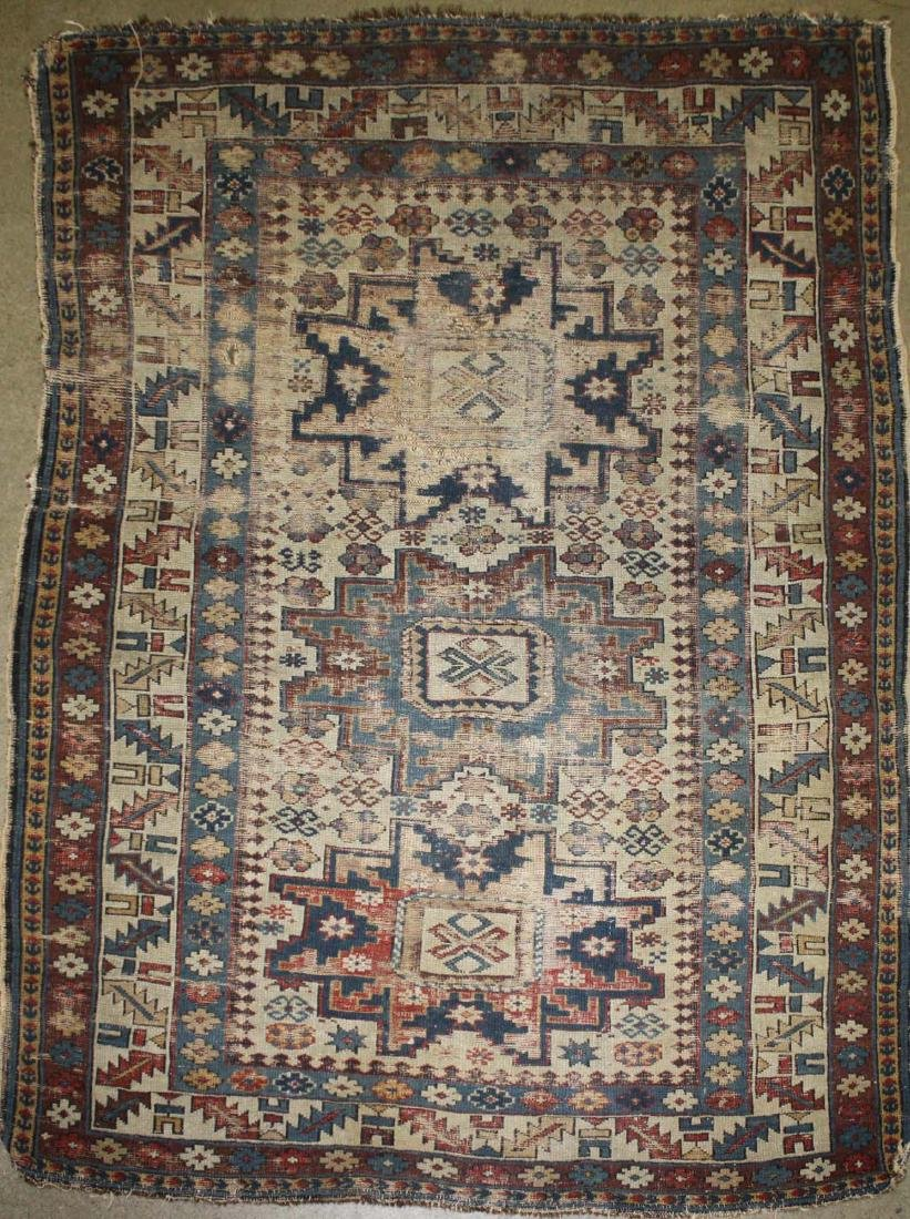 late 19th c North Persian area rug
