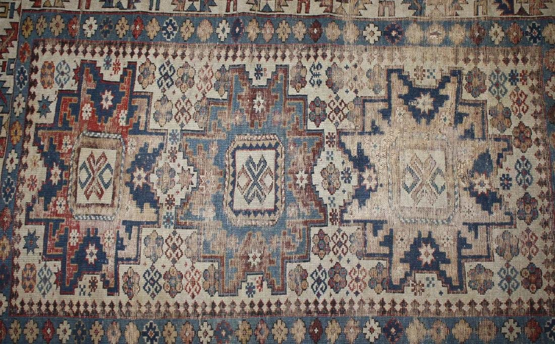 late 19th c North Persian area rug - 3