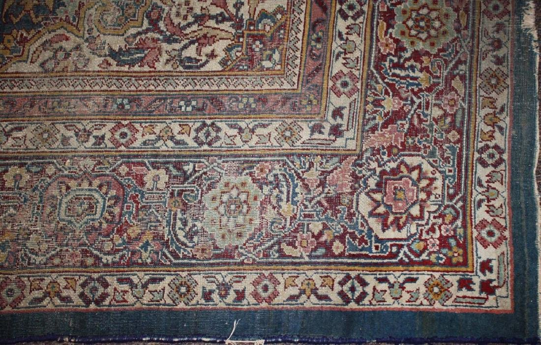 early 20th c Oriental room size carpet