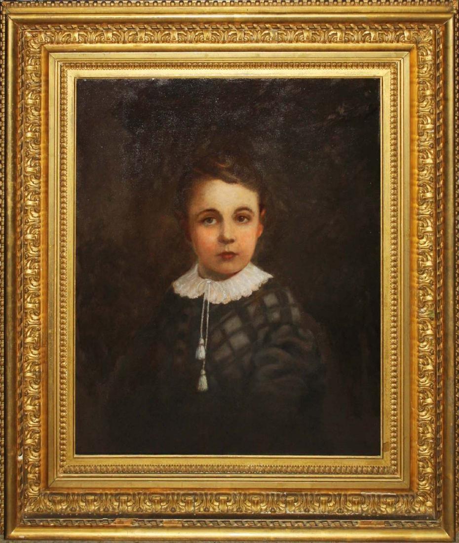 Portrait of Franklin Alden Batcheller