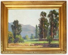 John W Sherman (California 1881-1959) Landscape near