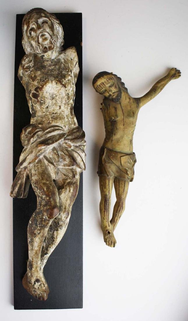 late 19th- early 20th c Roman Catholic carvings - 4