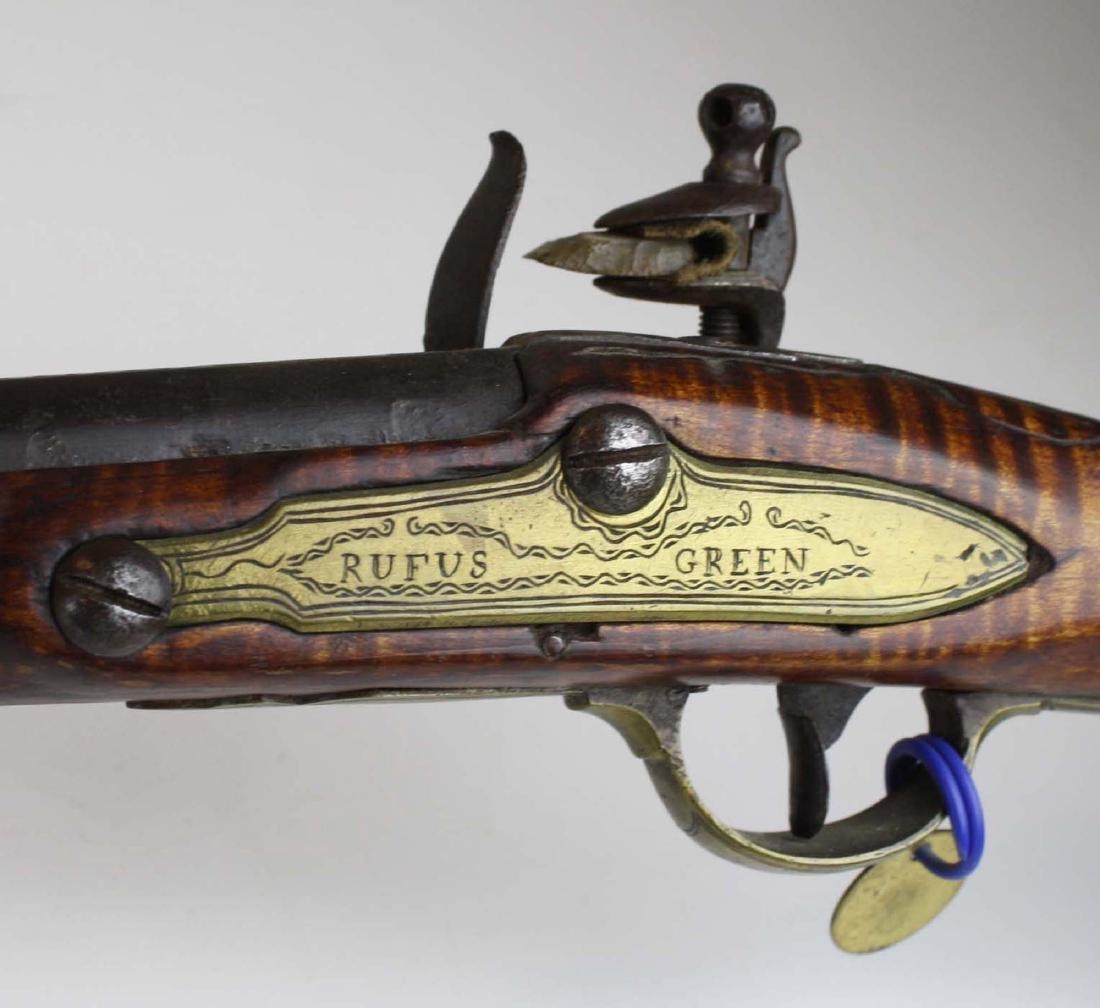 Very Rare 1793 John Hills Charlotte VT .51 cal