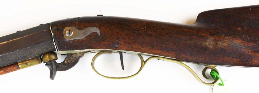 Amasa Parker Underhammer rifle .42 Cal